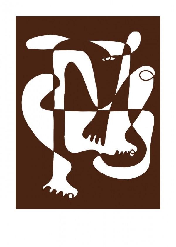 Serigrafia 70X50cm