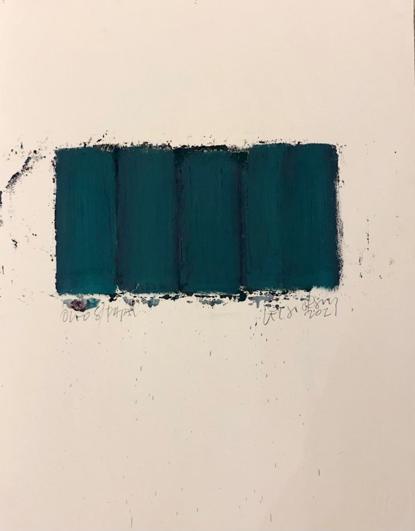 Óleo s/ papel 65X50cm [CO027]