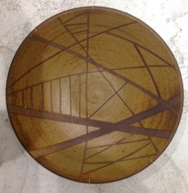 Cerâmica Raku 40cm [MCH196]