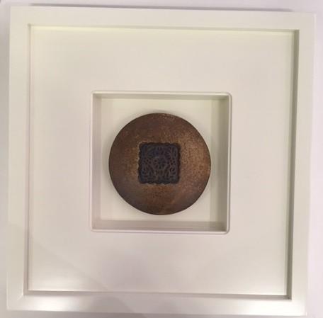 Cerâmica Raku 37X37cm [MCH225]