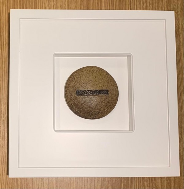 Cerâmica Raku 37X37cm [MCH244]