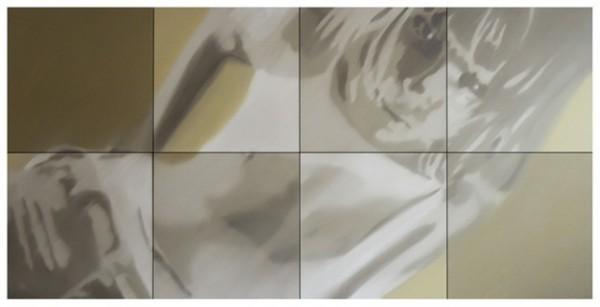Óleo s/ tela 150X300cm [MP093]