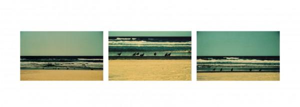 Impressão pigmento mineral sobre papel Rag Photographique 310g/m sob metacrilato 60X300cm [RGO028]
